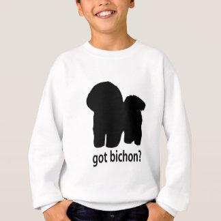 Bichon obtenu Frise Sweatshirt