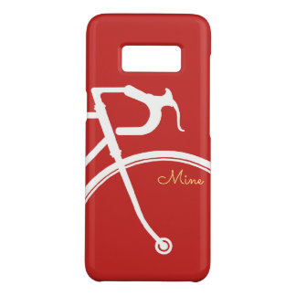 Bicyclette abstraite coque Case-Mate samsung galaxy s8