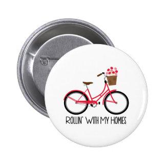 Bicyclette de Rollin Pin's