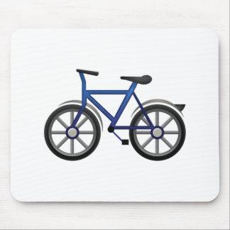 Bicyclette - Emoji Tapis De Souris