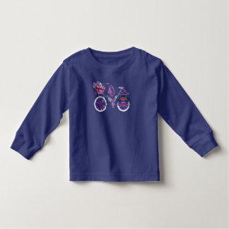 Bicyclette T-shirt Pour Les Tous Petits