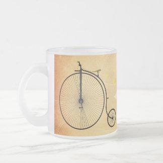 Bicyclette vintage tasse