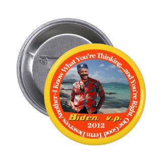 Biden, v.p. 2 badges