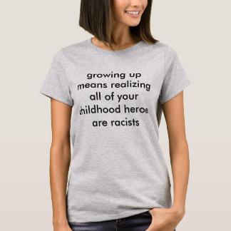 """""""Bien, je devine que ceci grandit """" T-shirt"""