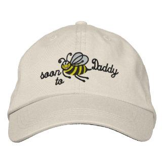 Bientôt à l'abeille - casquette
