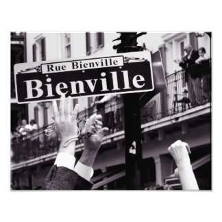 Bienville ! photo d'art
