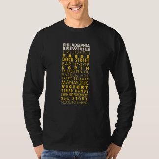 Bière anglaise de bière de métier de T-shirt de