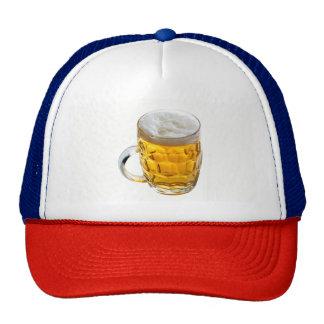 Bière Casquettes De Camionneur