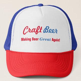 Bière de métier casquette