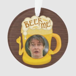 Bière drôle je photo personnalisée par | potable