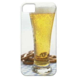 Bière et bretzels iPhone 5 case