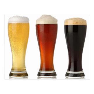 bière glasses.png cartes postales