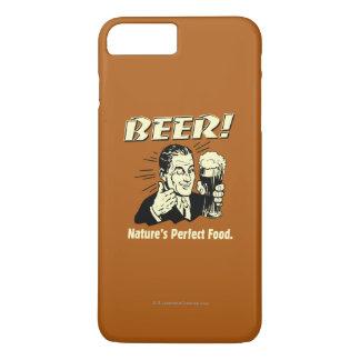 Bière : La nourriture parfaite de la nature Coque iPhone 7 Plus