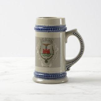 Bière Stein/Caneca Angrense d'Azores* Tasse À Café