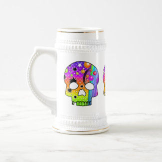 Bière Stein - CRÂNES d ART de POP Mug