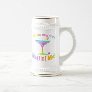 Bière Stein - MARTINI JE ! Chope À Bière