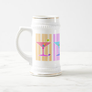 Bière, Stein - rétros martini d'art de bruit Tasses À Café