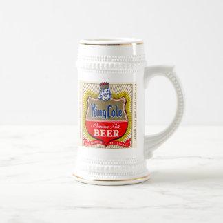 Bière vintage Stein Chope À Bière