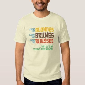 Bières d'abbaye t-shirts