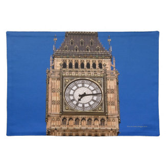 Big Ben au capital britannique Set De Table