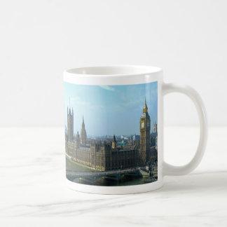 Big Ben et Chambres du Parlement - Londres Mug