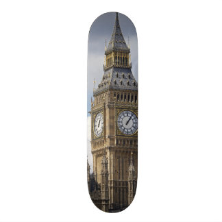 Big Ben et Chambres du Parlement, Londres, Plateaux De Planche À Roulettes