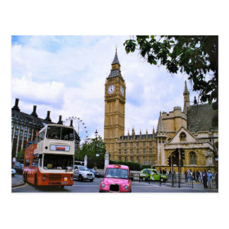 Big Ben et le palais de Westminster Carte Postale
