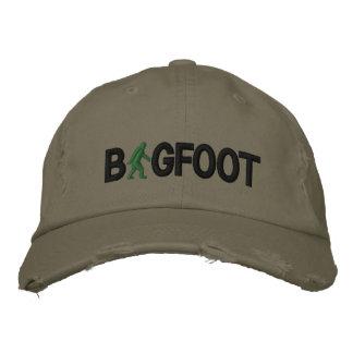 Bigfoot avec le logo casquette brodée