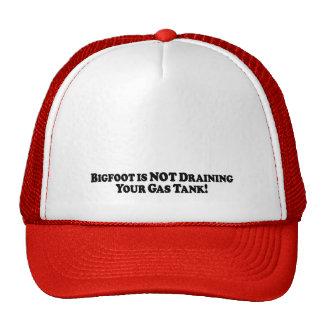 Bigfoot ne vidange pas votre réservoir de gaz - de casquettes