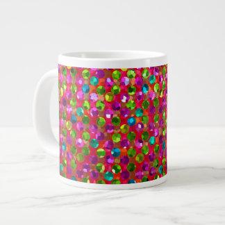 Bijoux d'étincelle de pois de tasse