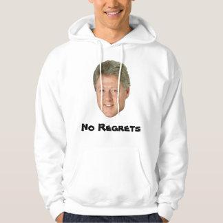Bill Clinton aucun sweat - shirt à capuche de