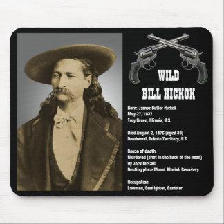 Bill Hickok Mousepad Tapis De Souris