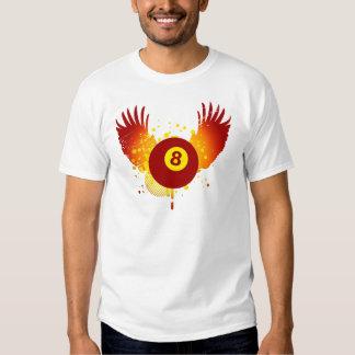 billards de haute fidélité t-shirts