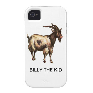 BILLY L ENFANT COQUE VIBE iPhone 4