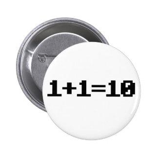 Binaire Badge