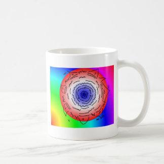 binaires etoile d'options de couleurs de plein de  tasses