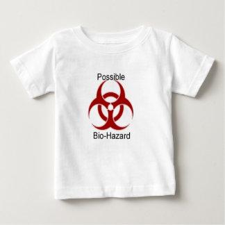 Bio-Risque pour le dessus de bébé T-shirt Pour Bébé