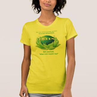 Bio T-shirt d'urne