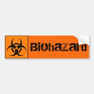 Biohazard 05 autocollant pour voiture