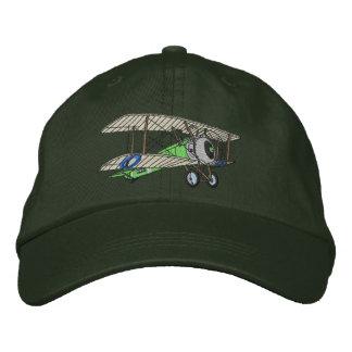 Biplan #2 casquette brodée