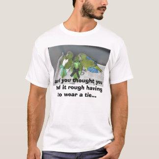 birdy, et vous a pensé que vous l'avez eu avoir t-shirt