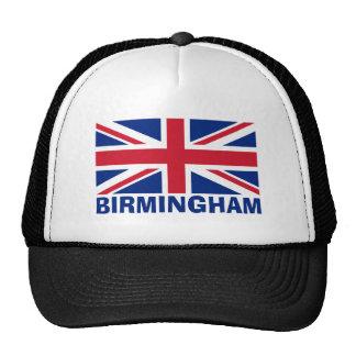 Birmingham dans le bleu casquette