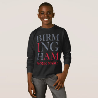 Birmingham je suis sweatshirt