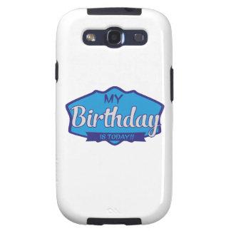 birthday étuis samsung galaxy s3