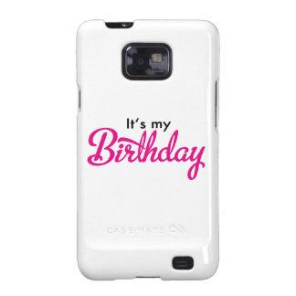 birthday étui samsung galaxy s2