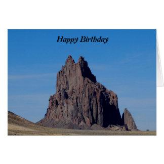 Birtrhday heureux carte de vœux