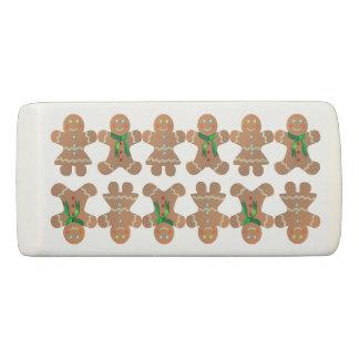 Biscuits de pain d'épice de danse gomme