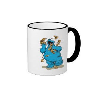Biscuits fous de monstre de biscuit mug ringer