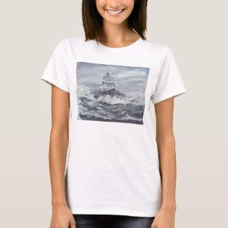 Bismarck outre de la côte 1900hrs 23rdMay du T-shirt