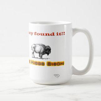 Bison de Higgs Mug
